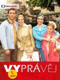 Vyprávěj 1. řada (reedice) - 8 DVD - Edice České televize