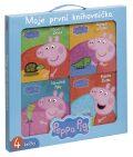 Peppa Pig Moje první knihovnička - kolektiv