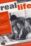 REAL LIFE PRE-INTERMEDIATE PRACOVNÍ SEŠIT+CD - Reilly Patricia