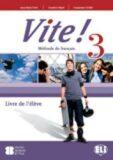 VITE! 3 - učebnice - Domitille Hatuel,  Blondel M., ...