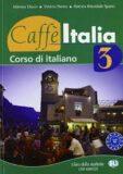 Caffé Italia 3 - učebnice + CD - Mimma Diaco,  Parma V., ...