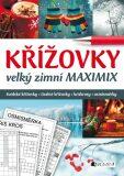 Křížovky - velký zimní MAXIMIX - ŽKV