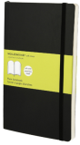 Moleskine - zápisník - čistý, černý L - Moleskine