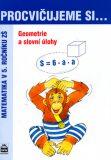 Procvičujeme si ...Geometrie a slovní úlohy 5.r. - Michaela Kaslová