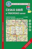 KČT 41 Česká sibiř a Táborsko sever 1:50 000 - Klub českých turistů