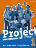 Project the Third Edition 1 Pracovní sešit s CD-ROM - Tom Hutchinson