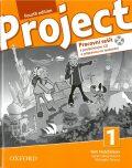 Project 1 Pracovní sešit s poslechovým CD a Project Online Practice (4th) - Tom Hutchinson, ...
