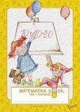 Matematika pro 1. ročník ZŠ (3. díl) - Jana Potůčková