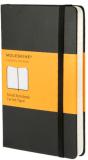 Moleskine - zápisník - linkovaný, černý S - Moleskine