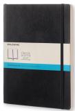 Moleskine - zápisník - tečkovaný, černý XL - Moleskine