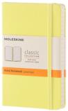 Moleskine - zápisník - linkovaný, žlutý S - Moleskine