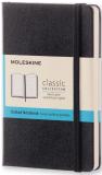 Moleskine - zápisník - tečkovaný, černý S - Moleskine