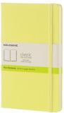 Moleskine: Zápisník tvrdý čistý zelený L - Moleskine
