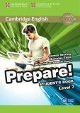 Prepare 7/B2 Student´s Book - James Styring