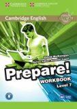 Prepare 7/B2 Workbook with Audio - David McKeegan