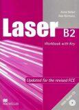Laser B2 (new edition) Workbook with key + CD - Nebel Anne