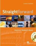 Straightforward Beginner: Student´s Book + CDROM - Lindsay Clandfield