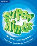 Super Minds Level 1 Workbook with Online Resources - Herbert Puchta
