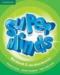 Super Minds Level 2 Workbook with Online Resources - Herbert Puchta