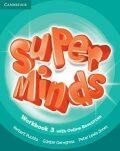 Super Minds Level 3 Workbook with Online Resources - Herbert Puchta