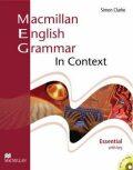 Macmillan English Grammar in Context: Essential - SB with Key + CD-ROM Pack - Simon Clarke