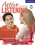 Active Listening 1 Students Book with Self-study Audio CD - Steven Brown
