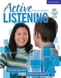 Active Listening 2 Students Book with Self-study Audio CD - Steven Brown