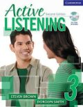 Active Listening 3 Students Book with Self-study Audio CD - Steven Brown