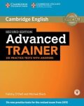 Advanced Trainer 2nd Edition Practice tests with answers and Audio CDs (3) (2015 Exam Specification) - Felicity O'Dell