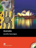 Macmillan Readers Upper-Intermediate: Cultural Reader - Australia Pk with CD - kolektiv autorů