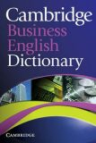 Cambridge Business English Dictionary - kolektiv autorů