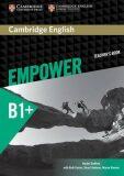 Cambridge English Empower Intermediate Teacher´s Book - Godfrey Rachel