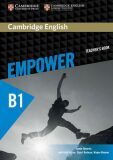 Empower Pre-Intermediate Teacher´s Book - Lynda Edwards