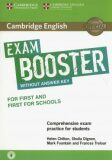Cambridge English Exam Booster for First and First for Schools without Answer Key with Audio - Helen Chilton