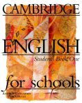 Cambridge English For Schools 1: Student´s Book - Andrew Littlejohn