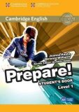 Prepare 1/A1 Student´s Book - Joanna Kosta