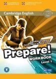 Prepare 1/A1 Workbook with Audio - kolektiv autorů