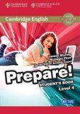 Prepare 4/B1 Student´s Book - James Styring