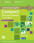 Compact First for Schools Workbook with Answers with Audio - Barbara Thomas