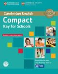 Compact Key for Schools Student´s Book without Answers with CD-ROM - Emma Heyderman