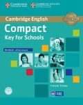 Compact Key for Schools Workbook without Answers with Audio CD - Treloar Frances