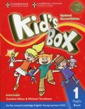 Kid´s Box 1 Pupil´s Book British English,Updated 2nd Edition - Caroline Nixon