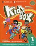 Kid´s Box 3 Pupil´s Book British English,Updated 2nd Edition - Caroline Nixon