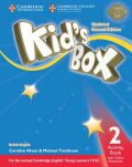Kid´s Box 2 Activity Book with Online Resources British English,Updated 2nd Edition - Caroline Nixon