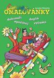 Čtyřlístek - omalovánky - Jaroslav Němeček