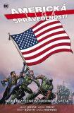 Americká liga spravedlnosti 1: Nejnebezpečnější hrdinové světa - Geoff Johns, Doug Mahnke