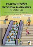 Matýskova matematika pro 5. ročník, 2. díl - pracovní sešit - neuveden