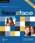 face2face Pre-intermediate Workbook with Key,2nd - Chris Redston, ...