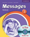 Messages 3 Workbook with Audio CD/CD-ROM - Diana Goodey