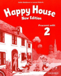 Happy House New Edition 2 Pracovní Sešit S MultiRom - Stella Maidment